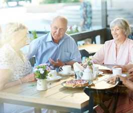 Themen-Foto Angebote für Senioren/innen