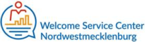 Logo Welcome Service Center Nordwestmecklenburg