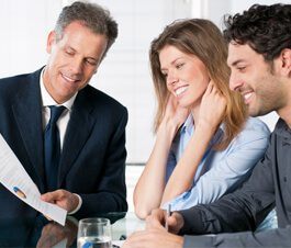 Themen-Foto Versicherungen / Banken